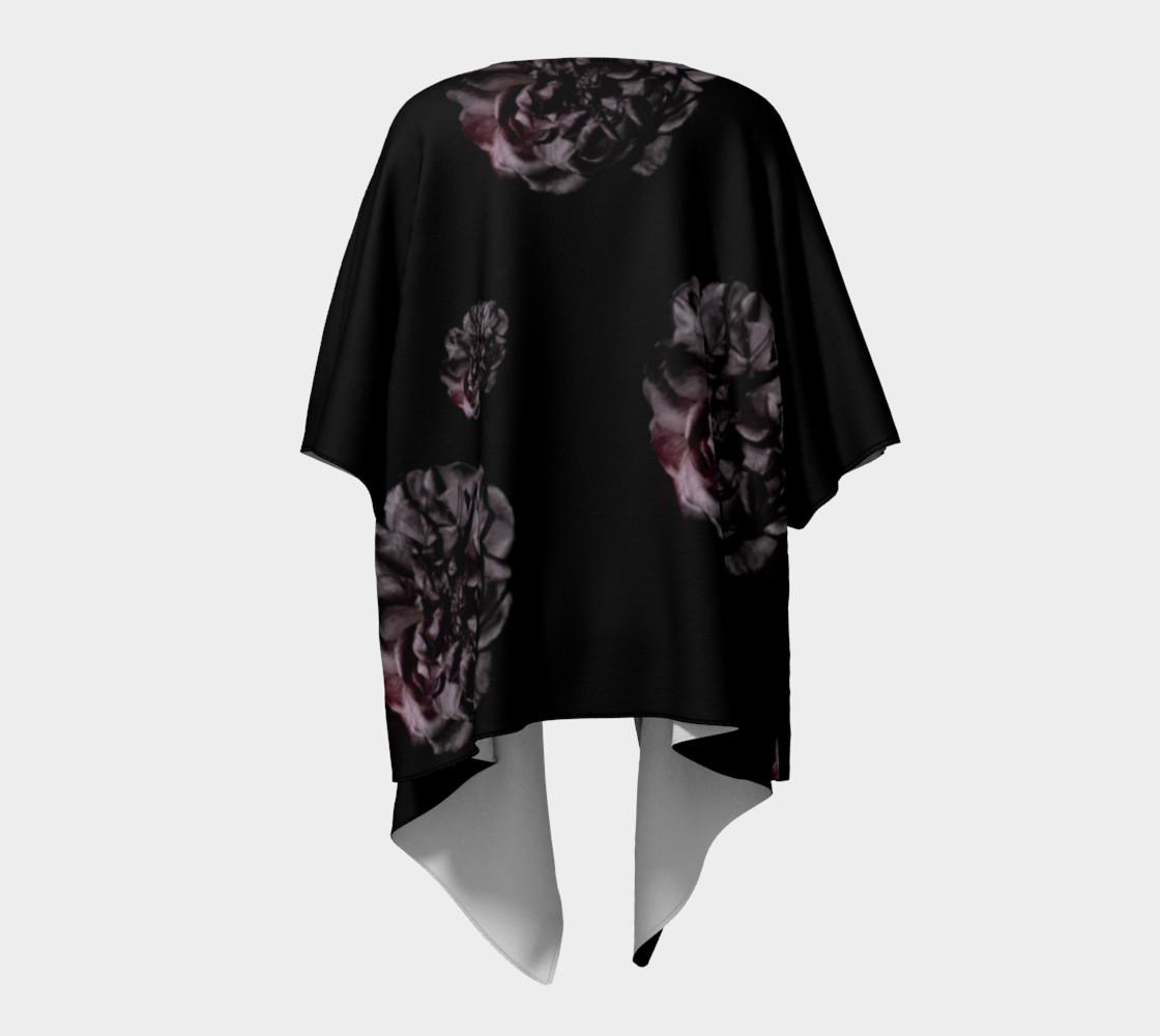 Temperamental Chord Kimono  preview #4