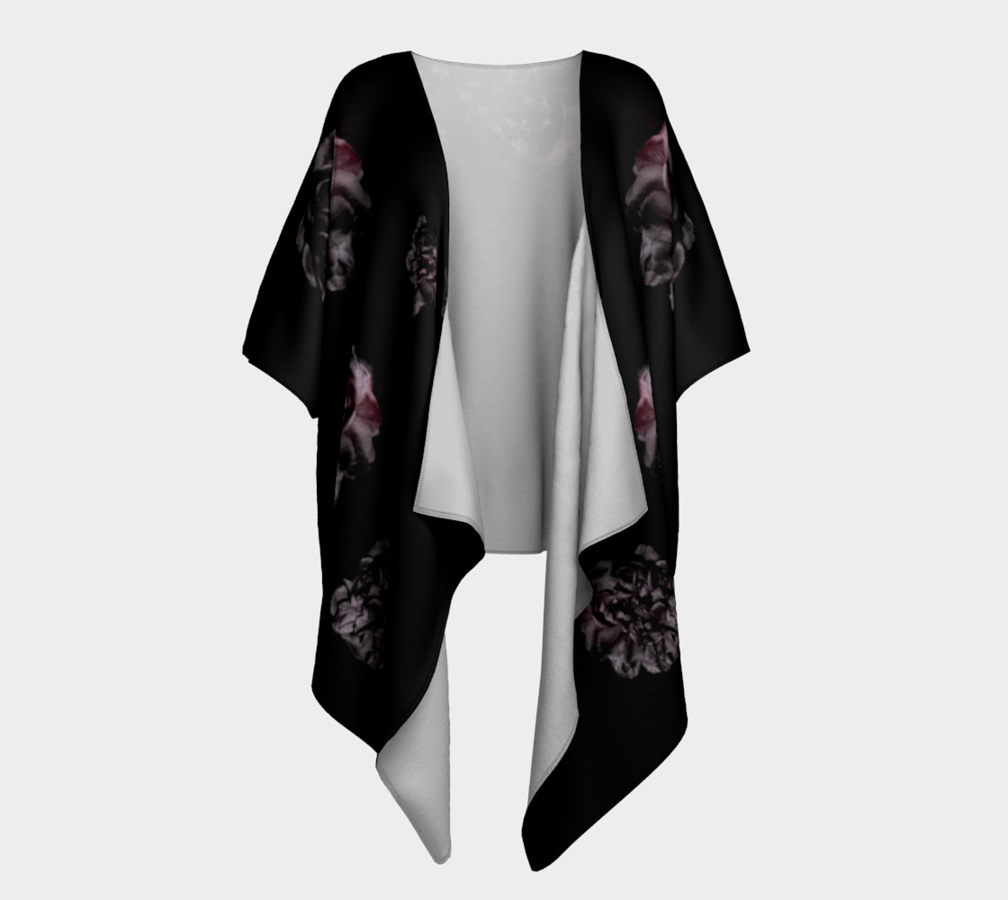 Temperamental Chord Kimono  preview #1