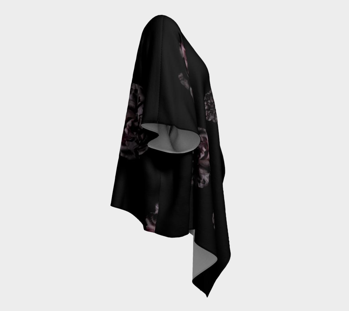 Temperamental Chord Kimono  preview #3