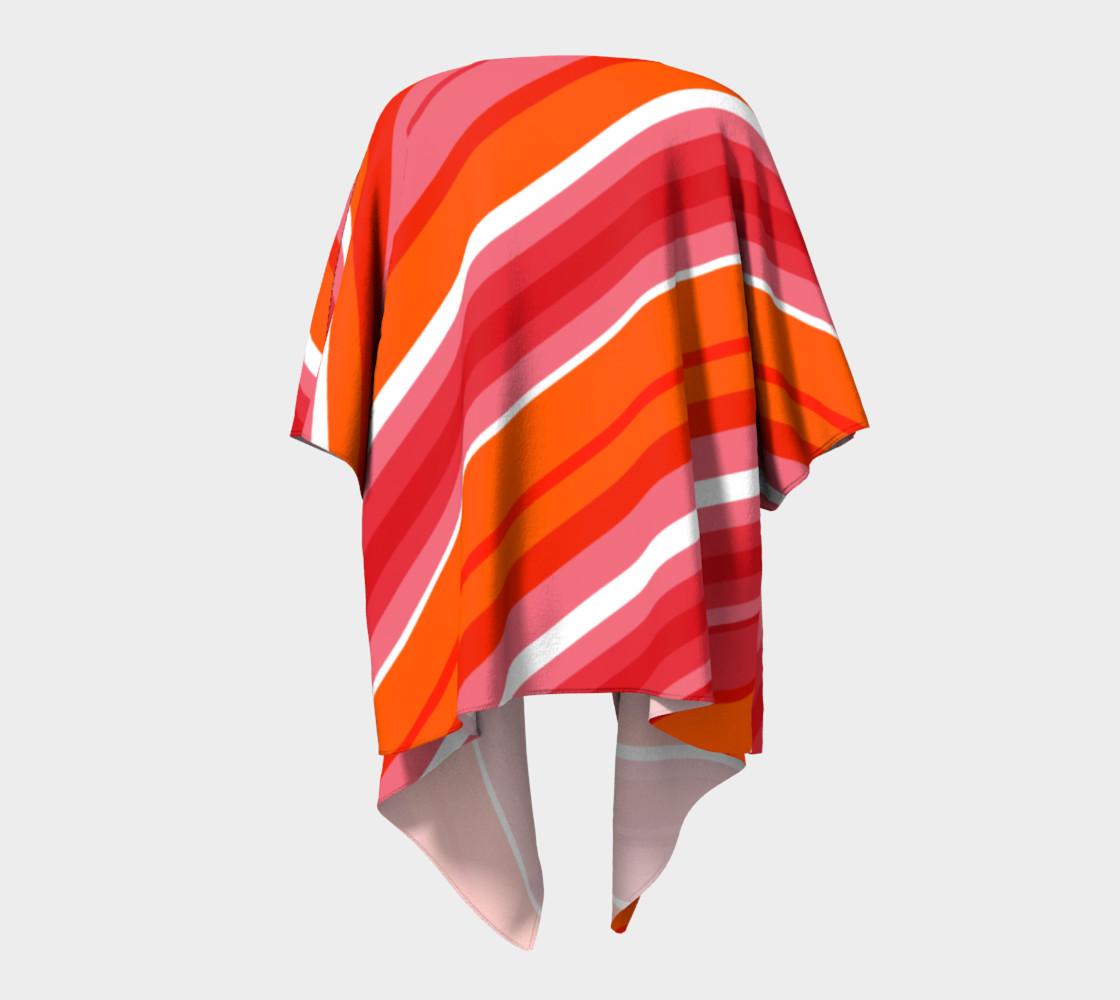 Tangerine Stripe preview #4