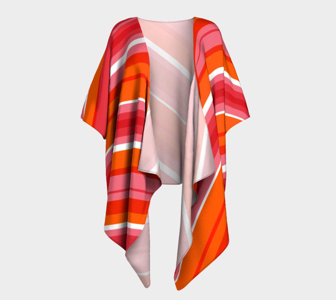 Tangerine Stripe preview #1