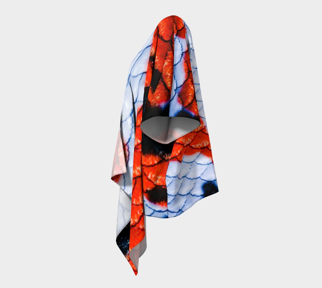 Koi Gal Draped Kimono preview #2