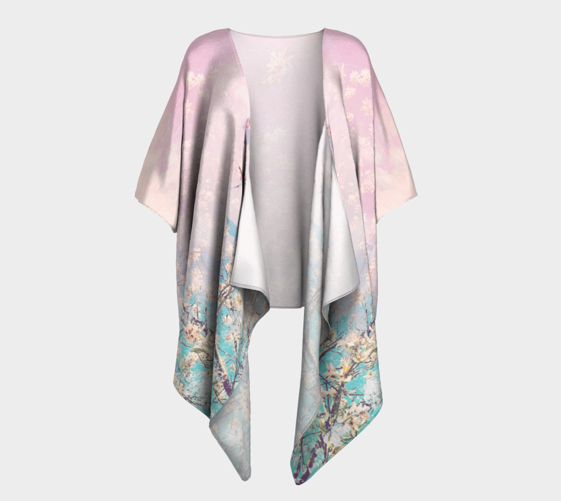 Spring Blossoms Kimono preview #1