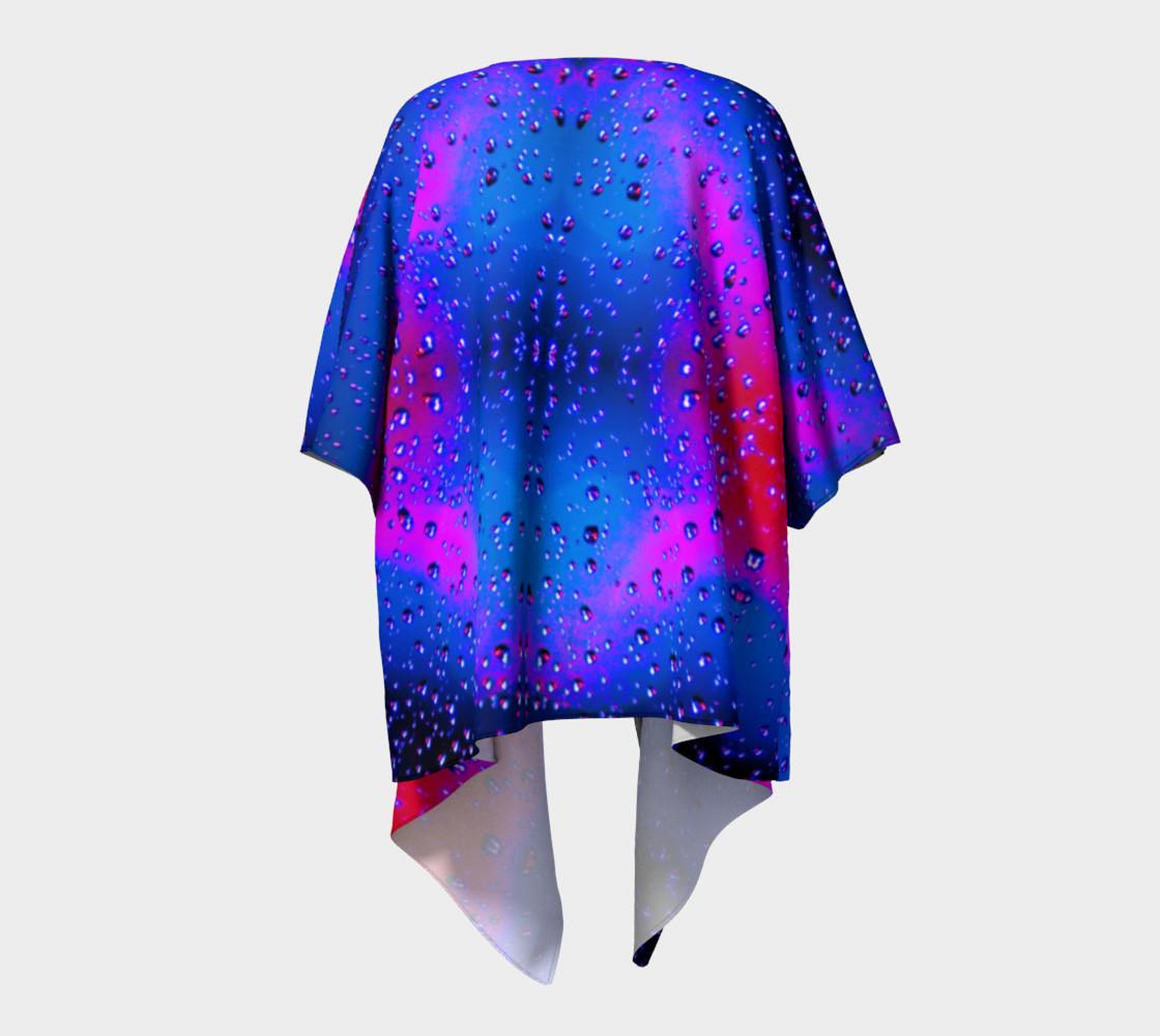 Petrichor Draped Kimono  preview #4