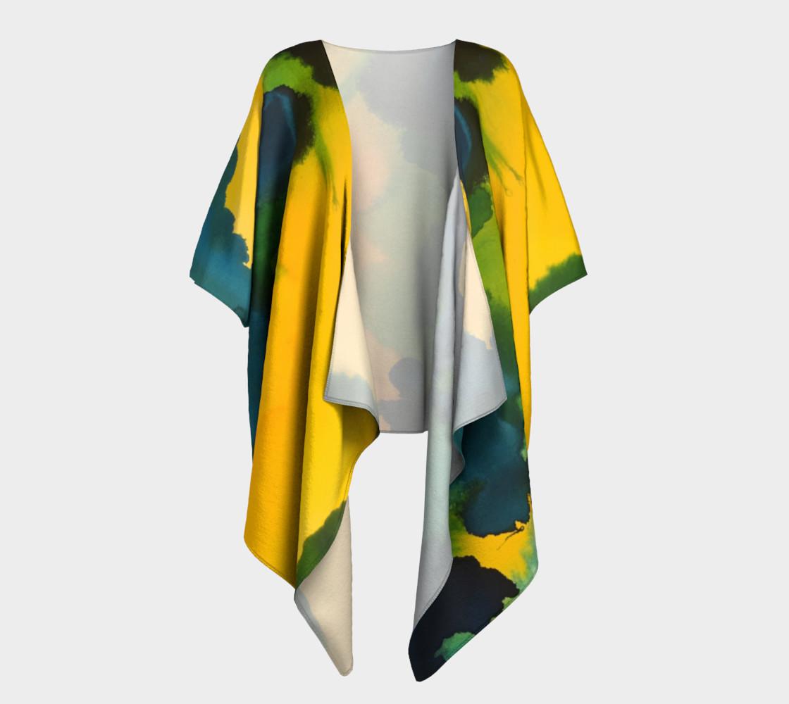 Alabama Draped Kimono preview #1