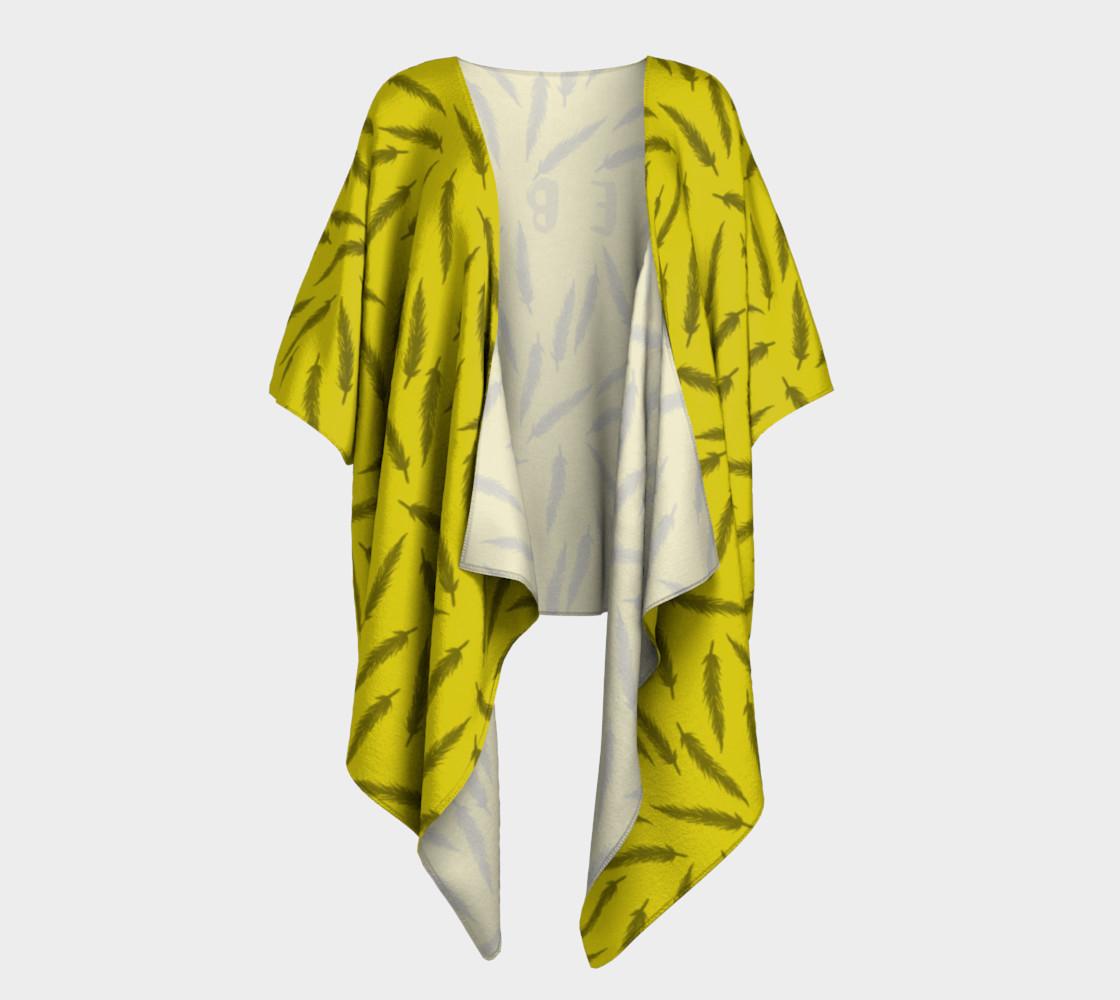 Rebel Draped Kimono in Mellow preview #1