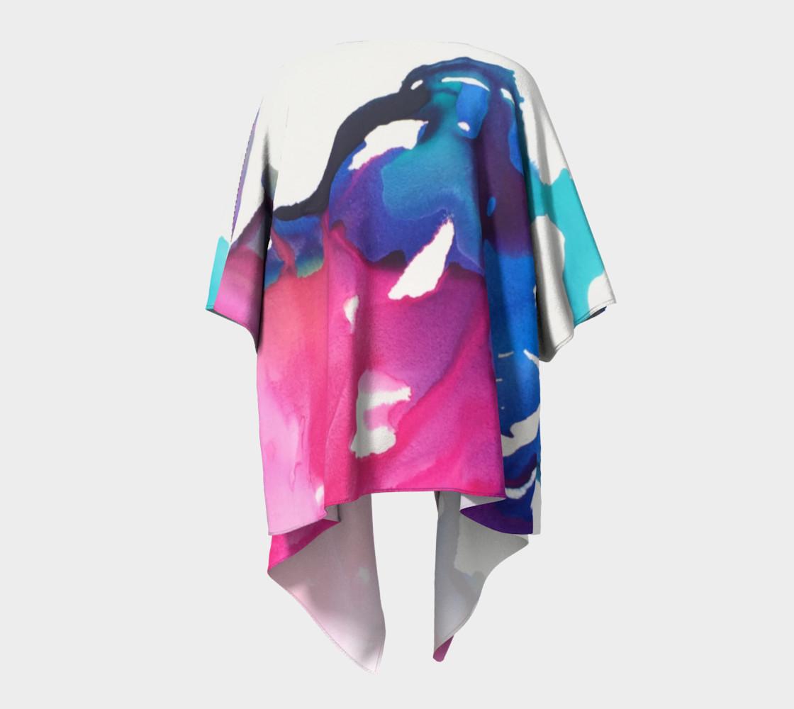 Aperçu de Maui Meditations Kimono Drape #4