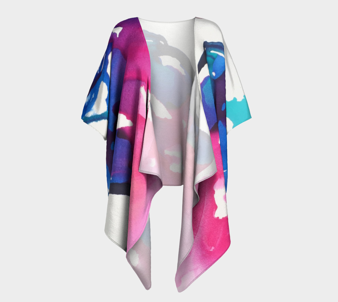 Aperçu de Maui Meditations Kimono Drape #1
