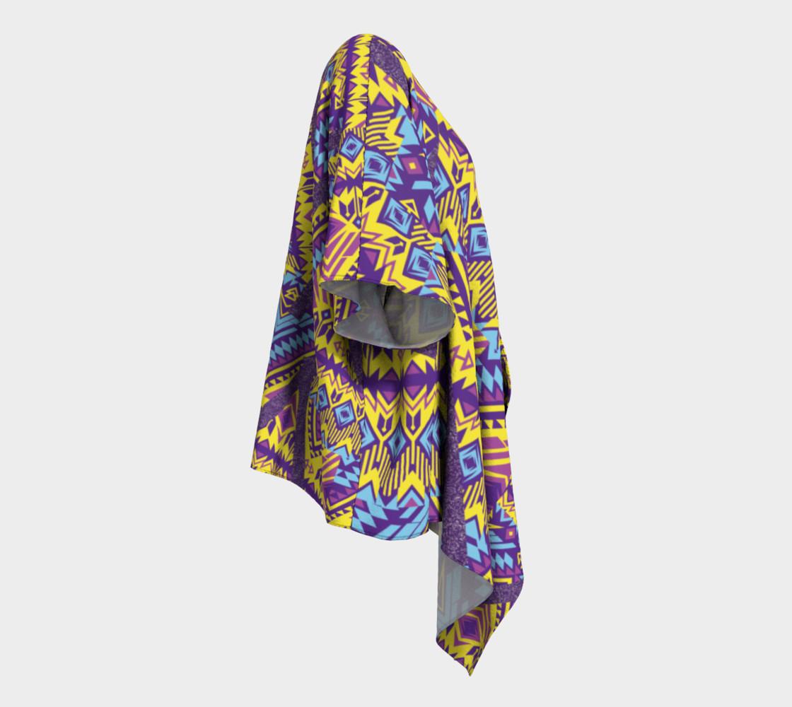 TIKI Draped Kimono  110-2 preview #3