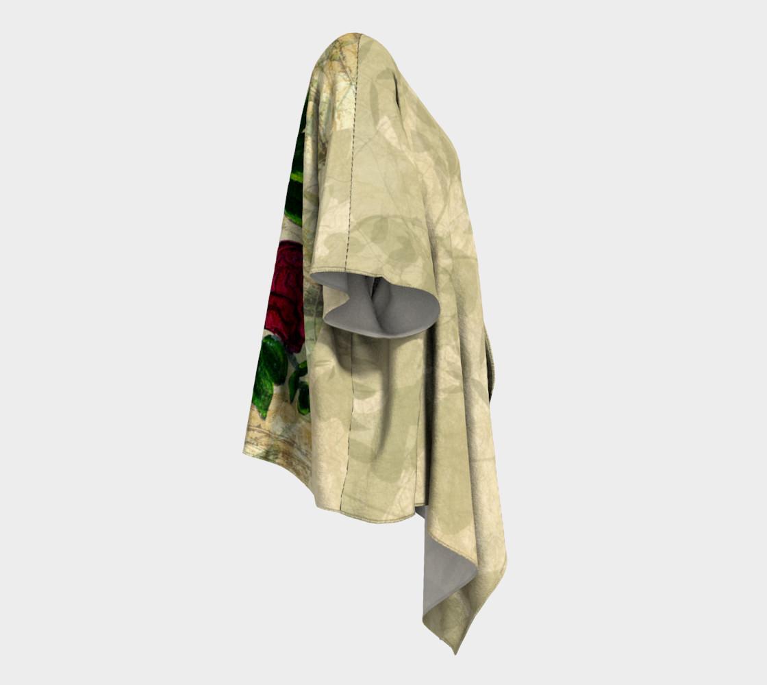 Aperçu de Vintage Roses Kimono by Tabz Jones  #3