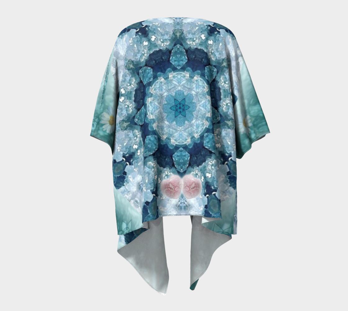 Eloquence Draped Kimono preview #4