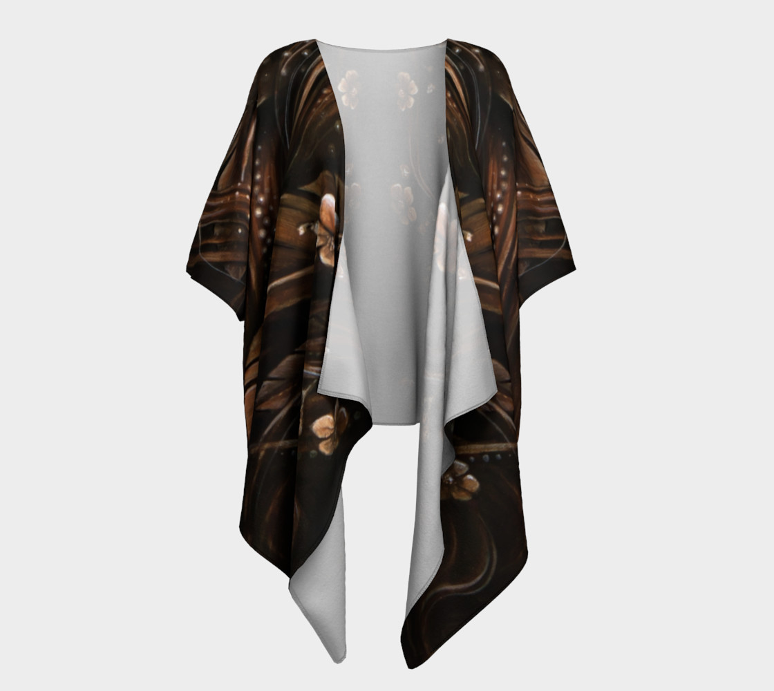 Blossom Feather Kimono by Autumn Skye ART preview #1