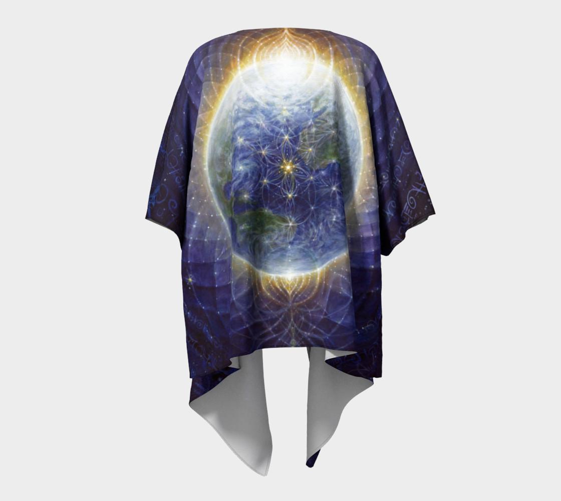 Healing Earth Kimono by Autumn Skye ART preview #4