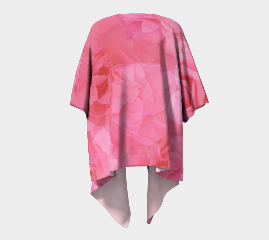 Aperçu de Modern Chic Garden Pink Roses #4