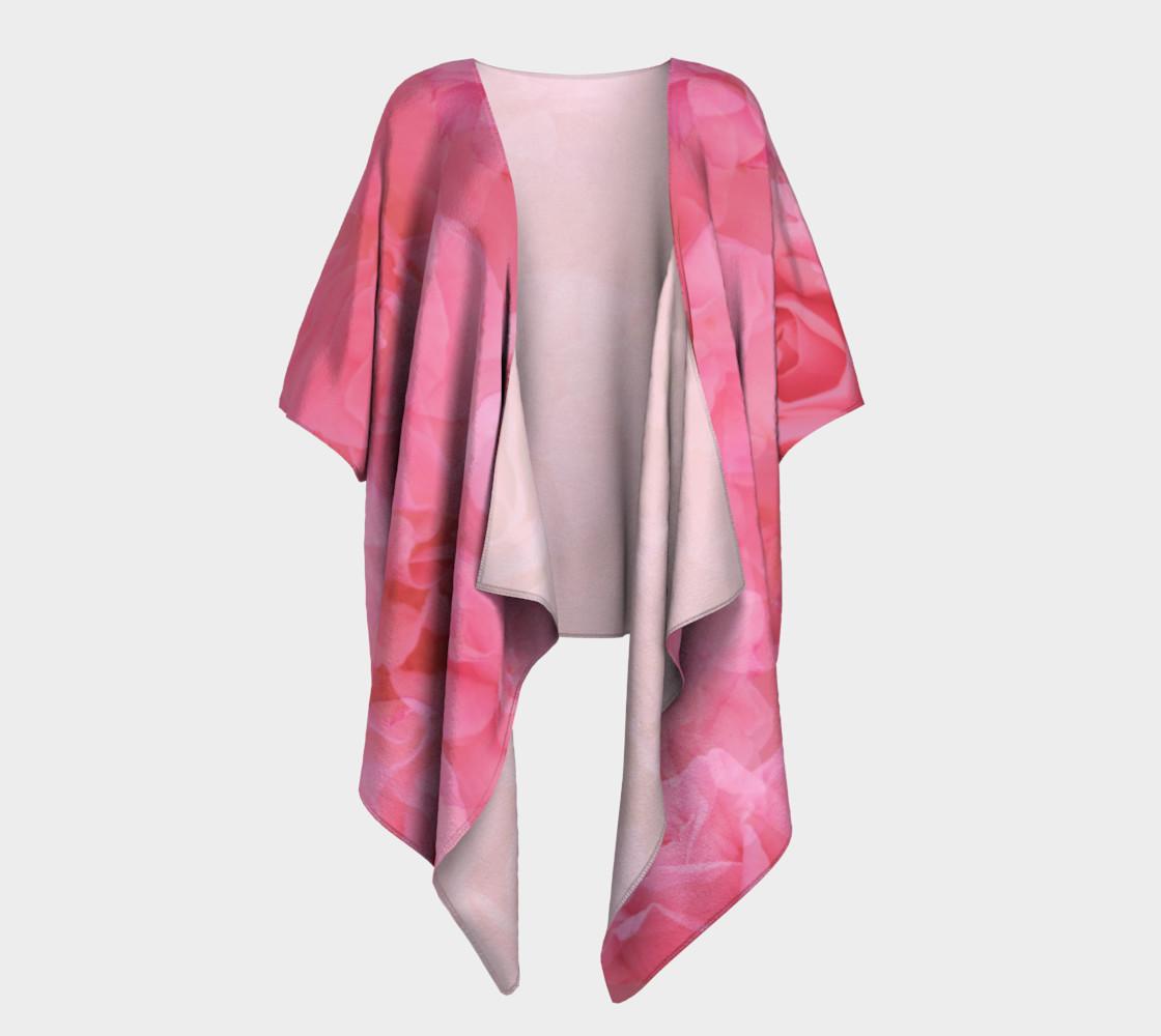 Aperçu de Modern Chic Garden Pink Roses #1