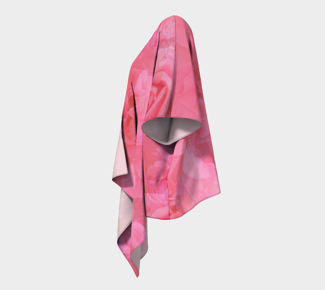 Aperçu de Modern Chic Garden Pink Roses #2