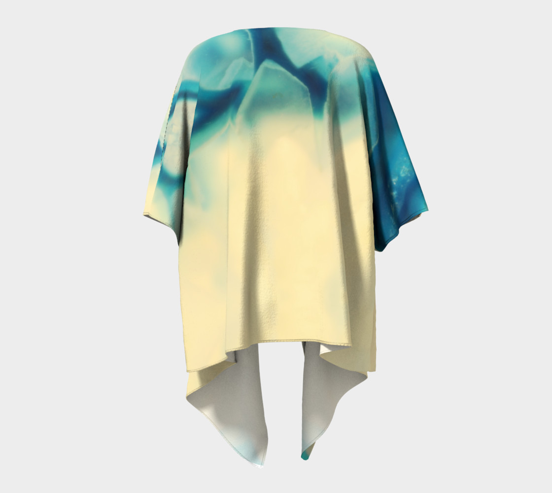 Aperçu de Glamorous Blue Crystal Pattern #4