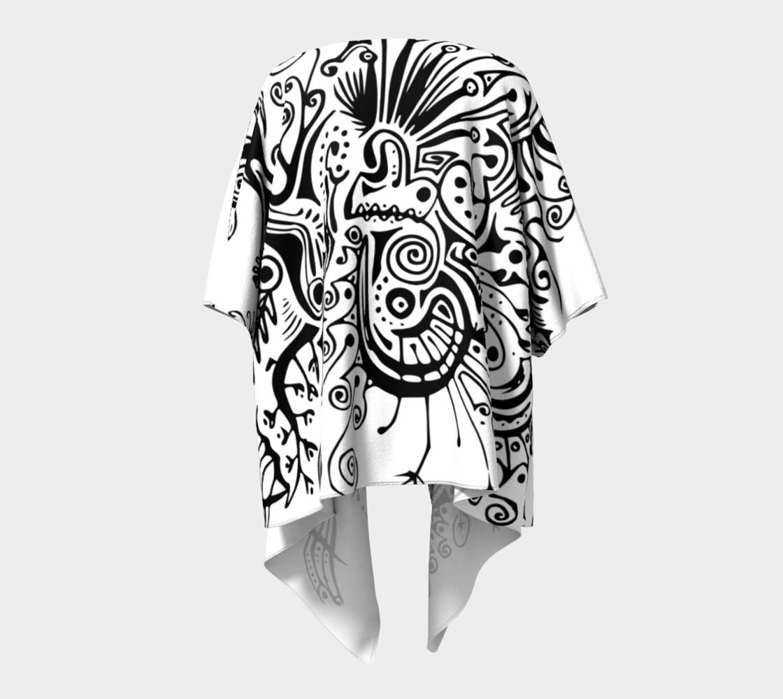 Aperçu de Traversée du plan - Kimono #4