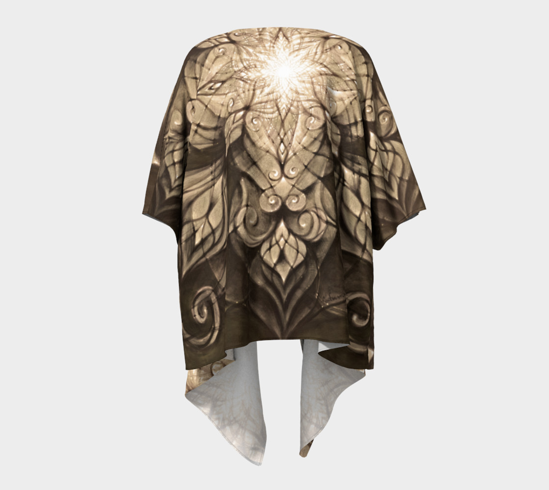 Aperçu de Sepiambrosia Kimono by Autumn Skye ART #4