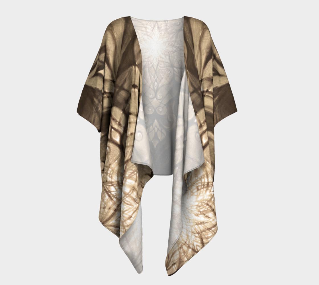 Aperçu de Sepiambrosia Kimono by Autumn Skye ART #1