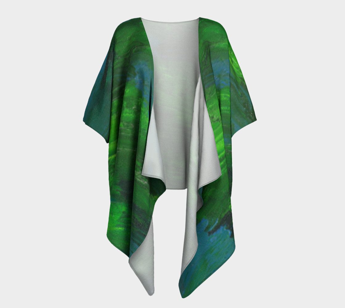 Earthbound Draped Kimono preview #1