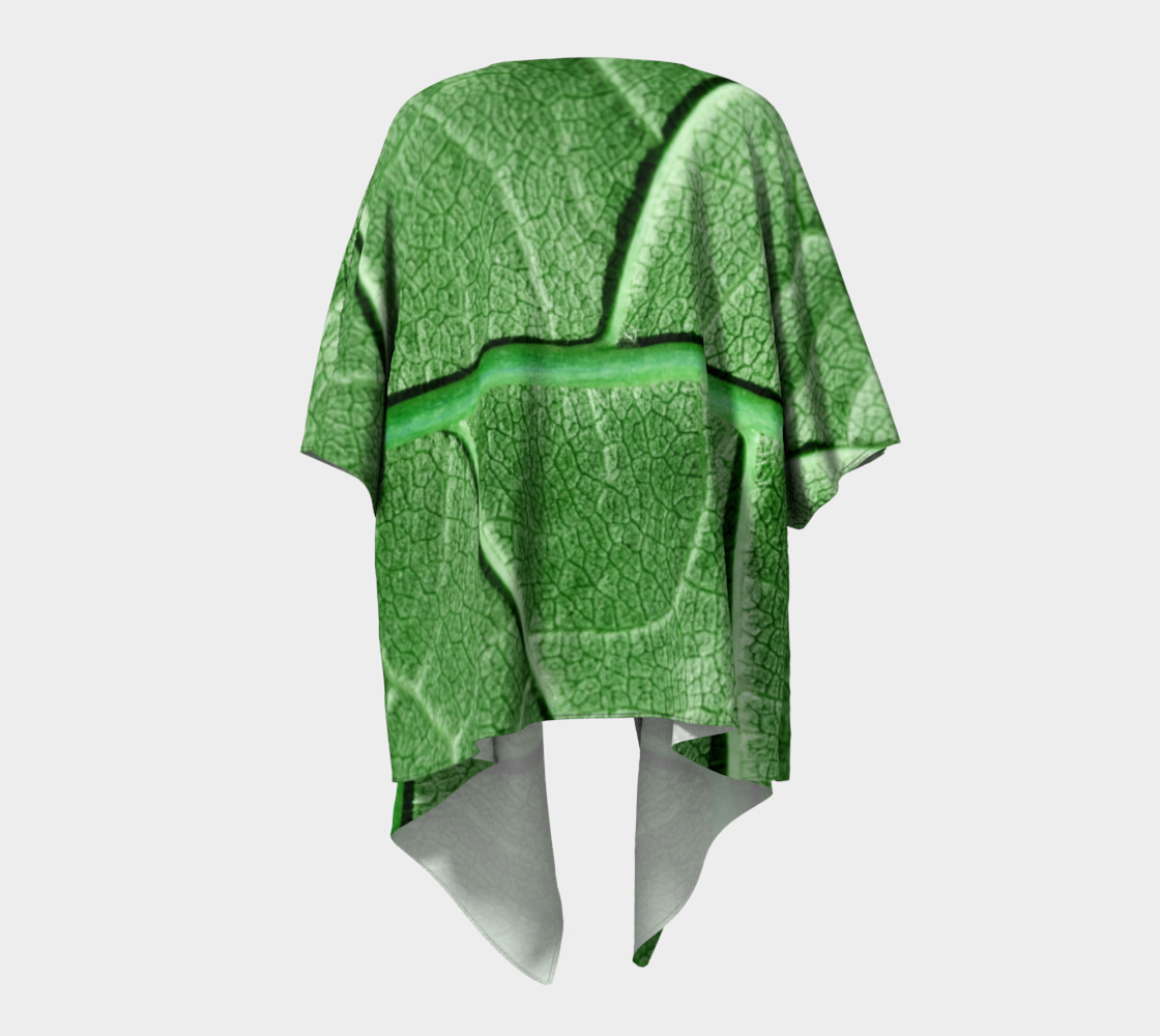 Aperçu de Veined Green Leaf #4
