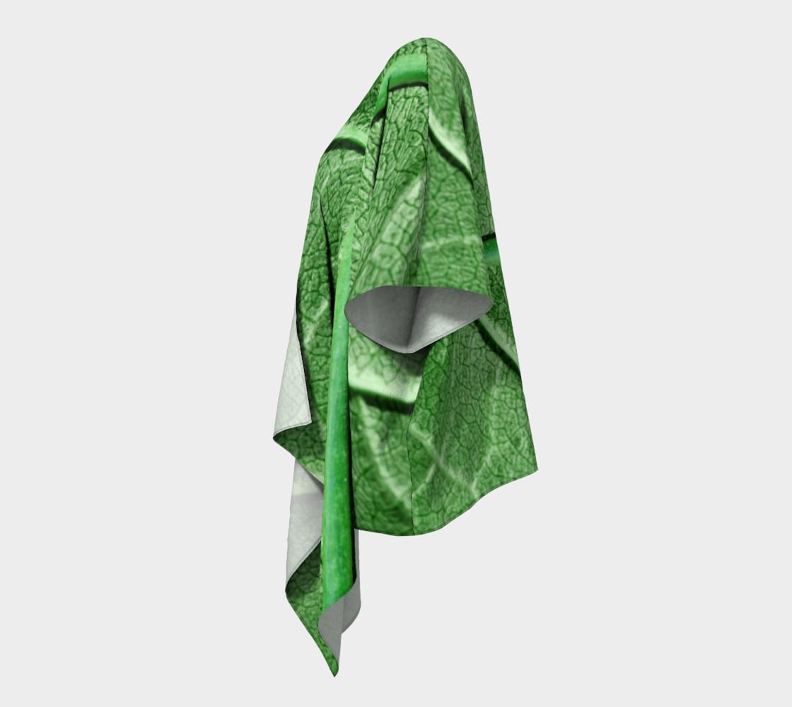 Aperçu de Veined Green Leaf #2