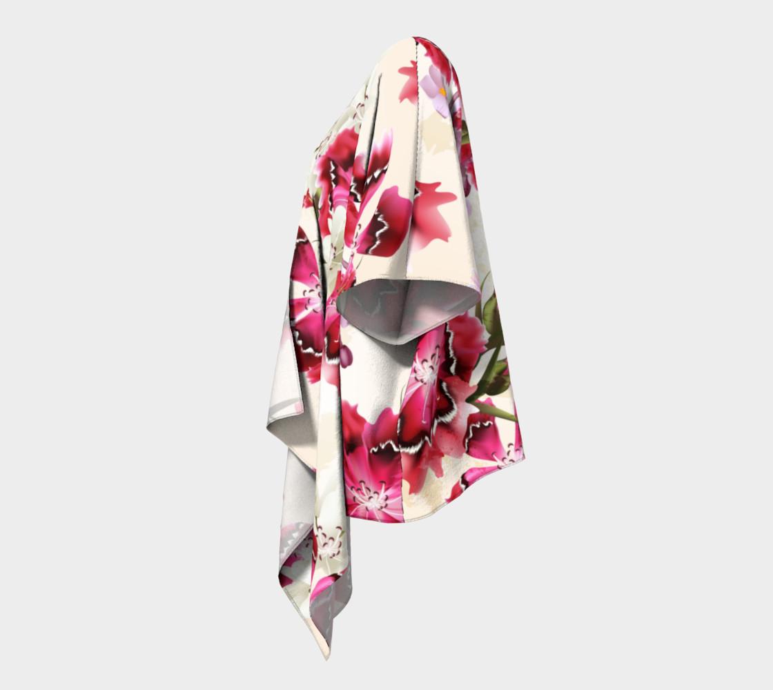 Aperçu de Shabby Chic - Pink and White Flowers #2