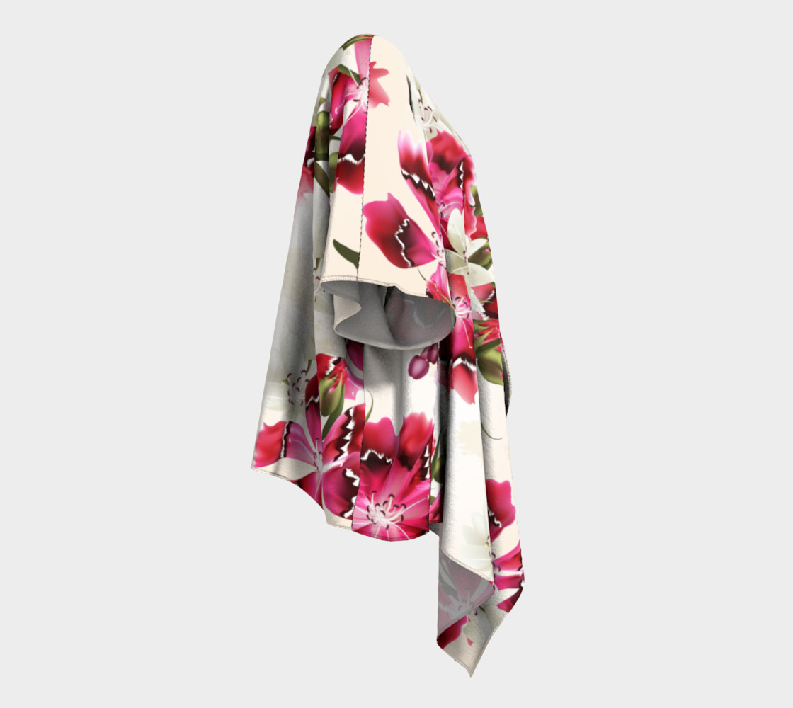 Aperçu de Shabby Chic - Pink and White Flowers #3