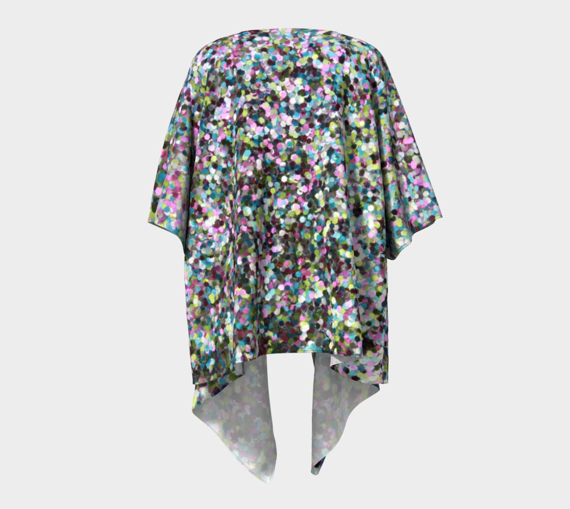Draped Kimono Glitters preview #4