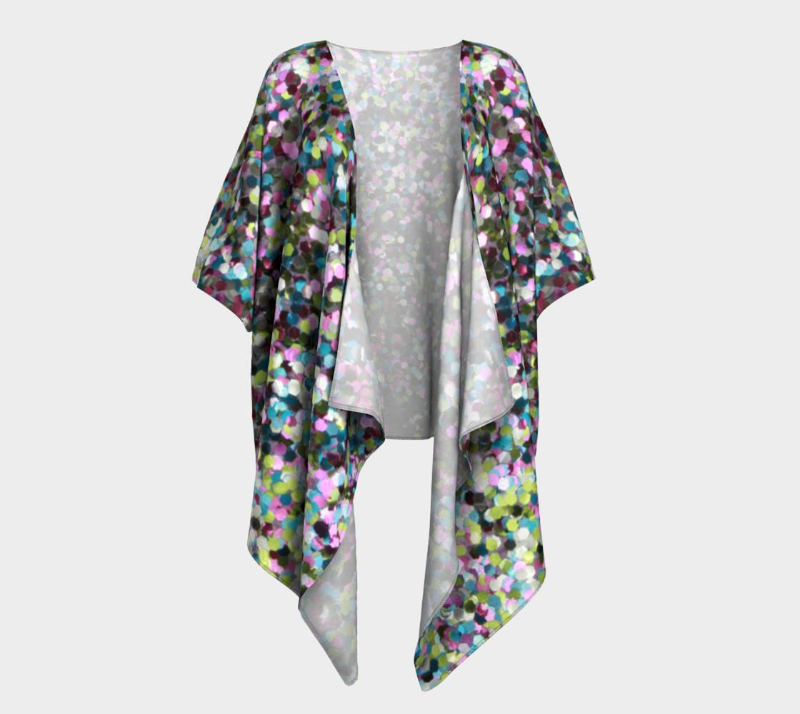 Draped Kimono Glitters preview #1