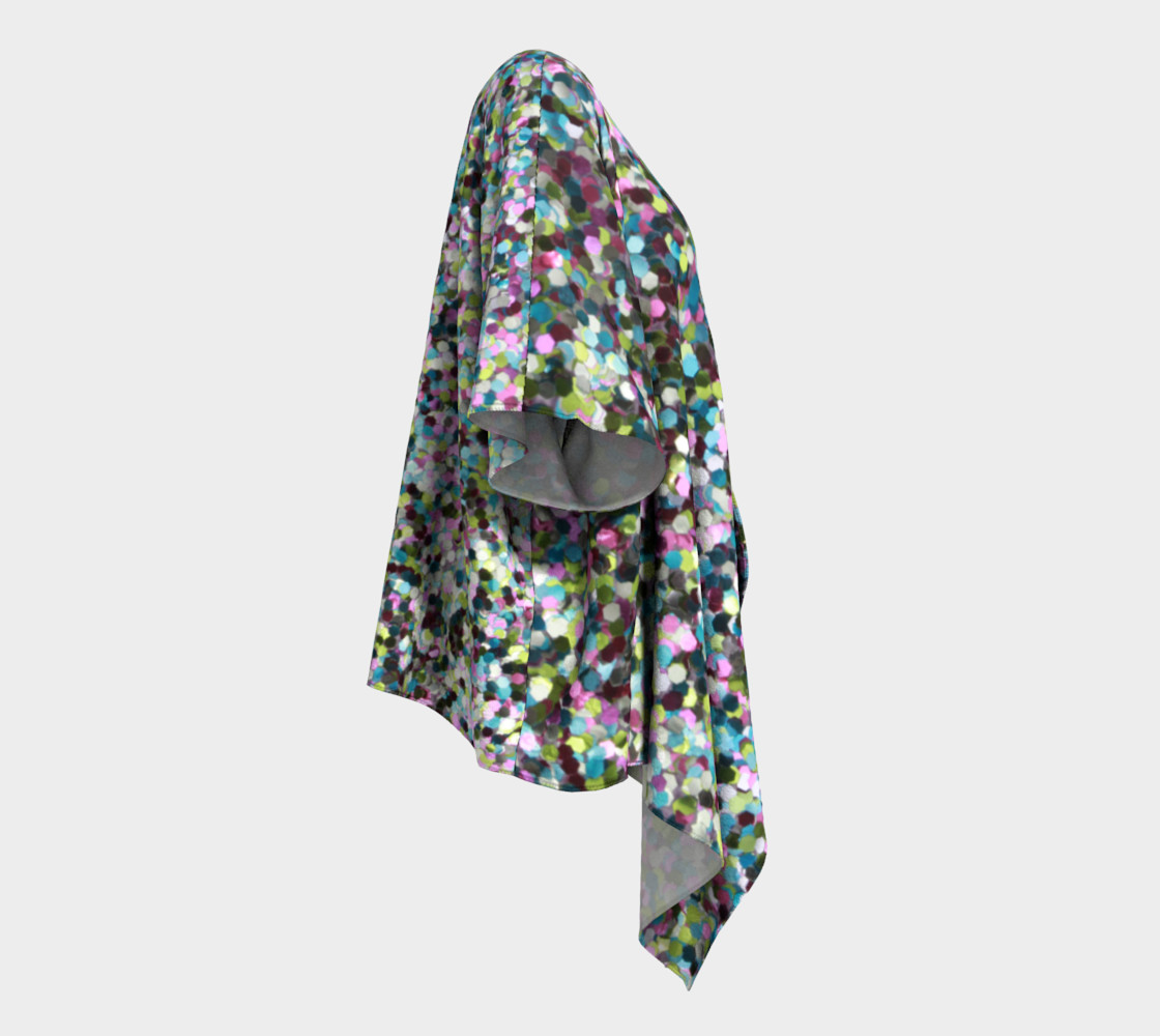 Draped Kimono Glitters preview #3