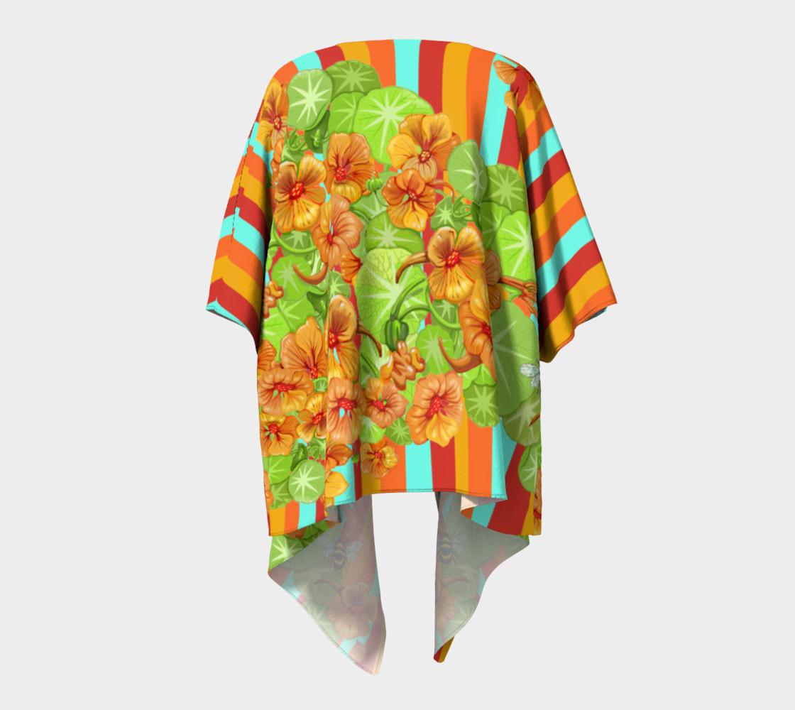 Aperçu de Nasturtium Kimono #4