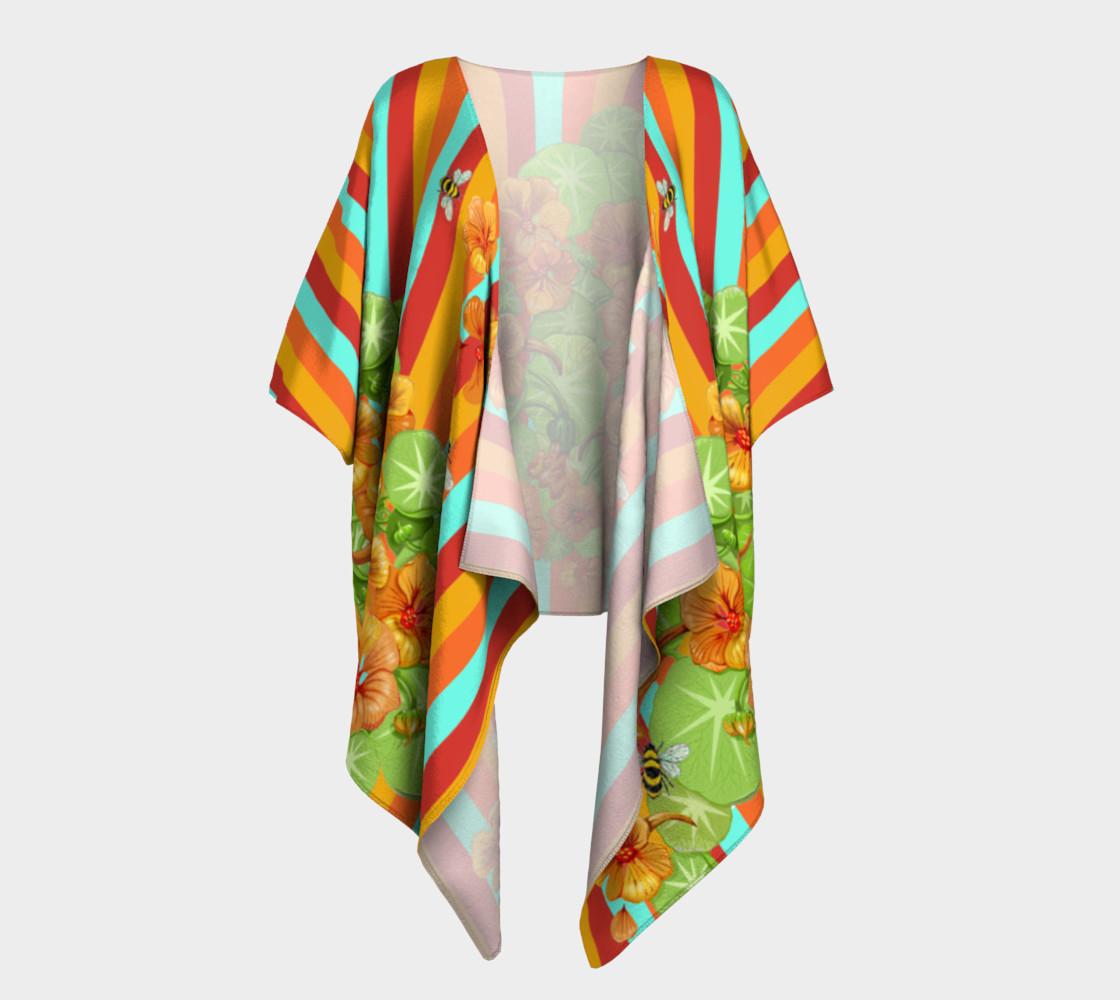 Aperçu de Nasturtium Kimono #1