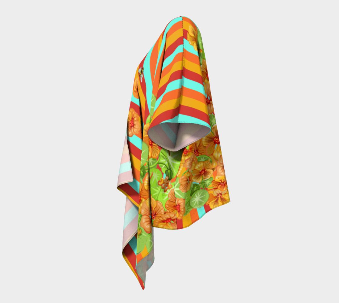Nasturtium Kimono preview #2