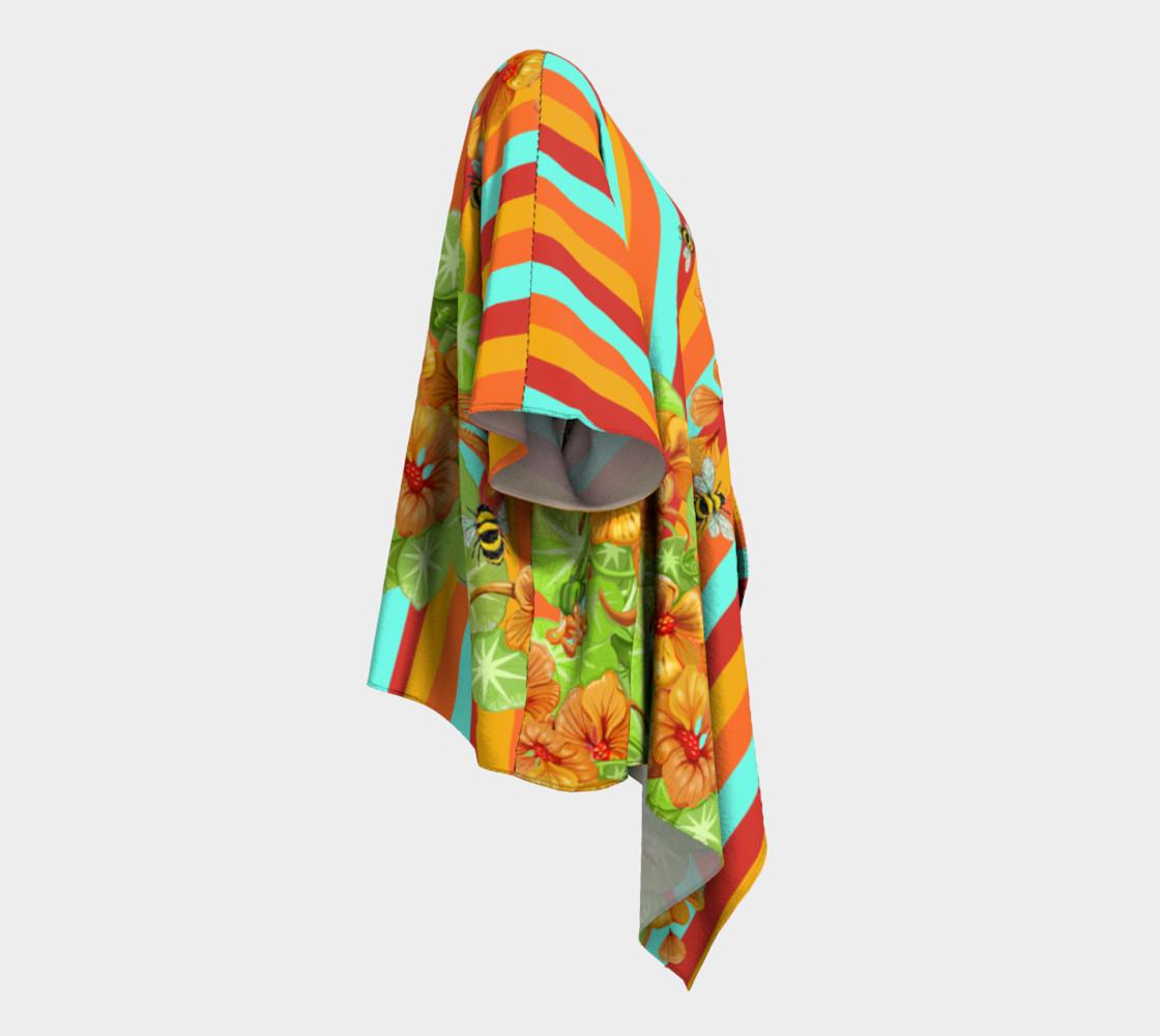 Nasturtium Kimono preview #3