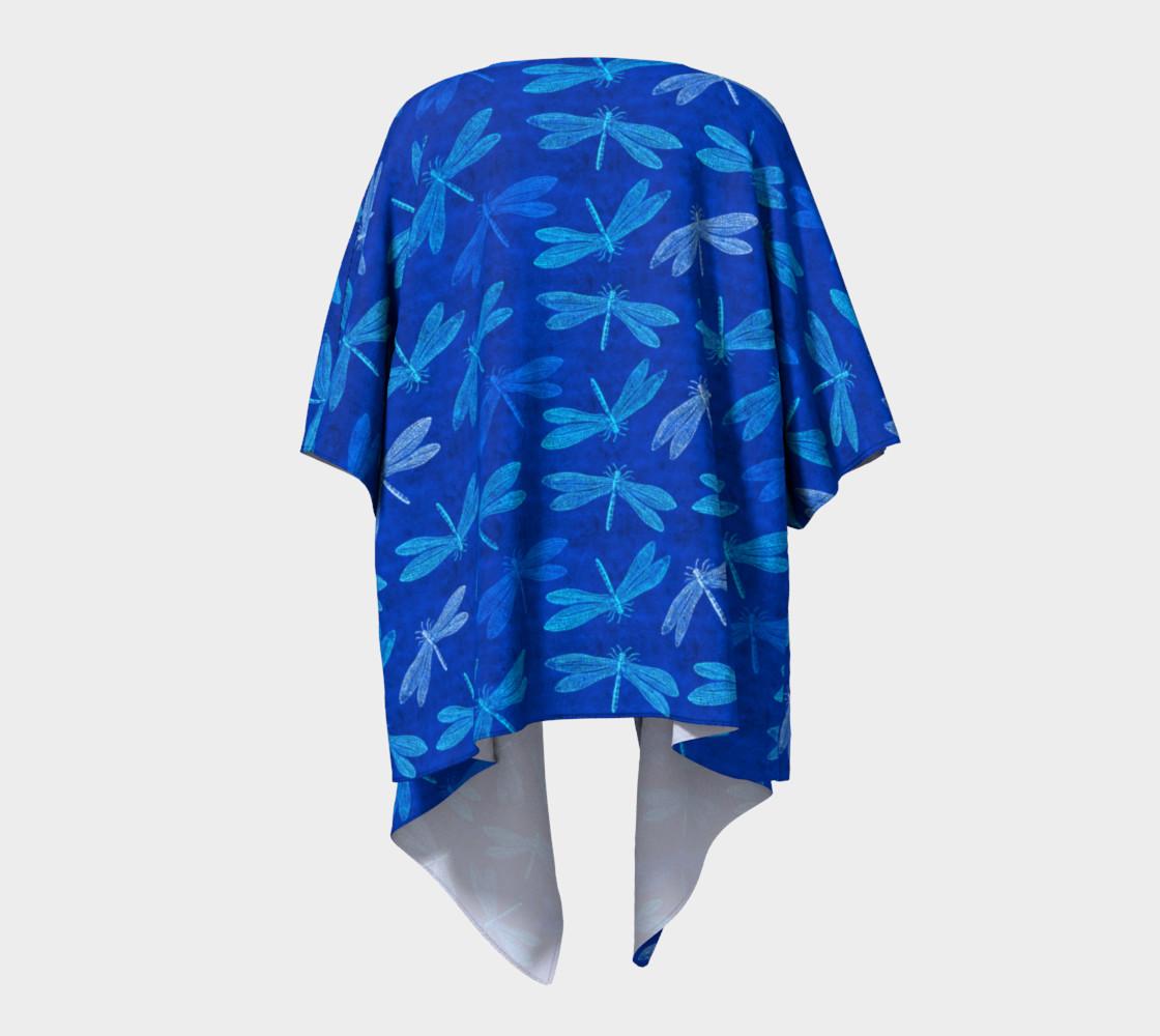 Blue Dragonflies preview #4