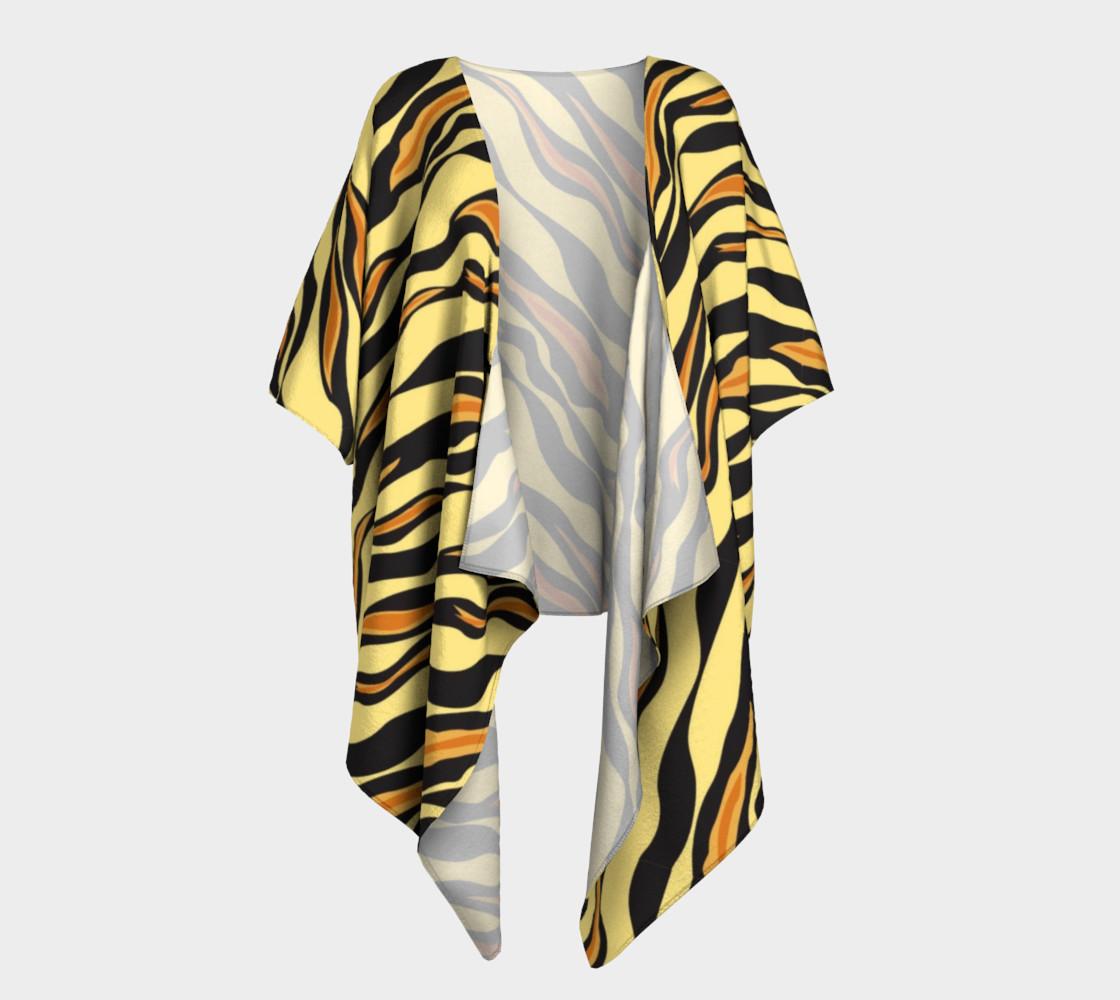 Aperçu de Tiger Stripe - Tan  #1