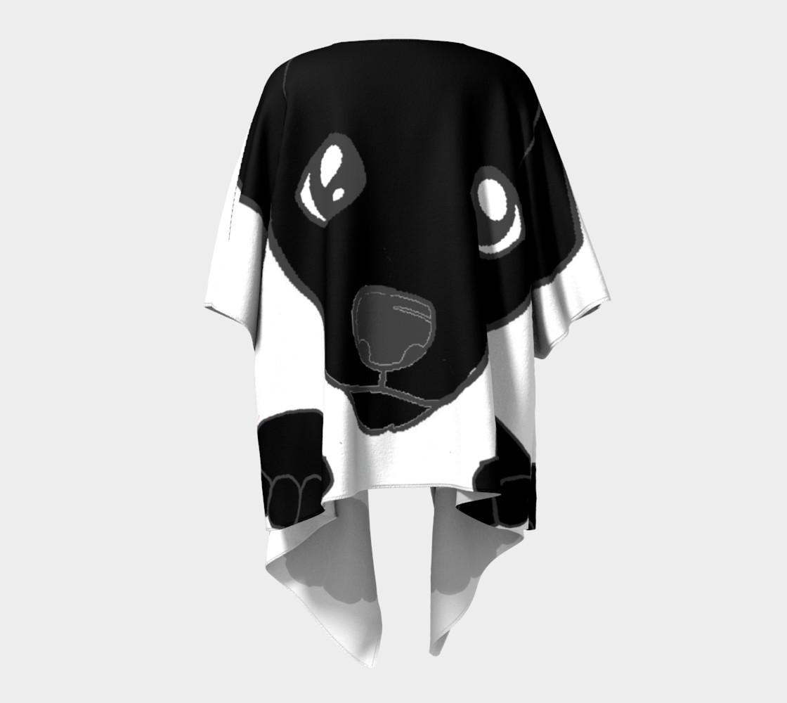catahoula leoaprd dog black peeking preview #4