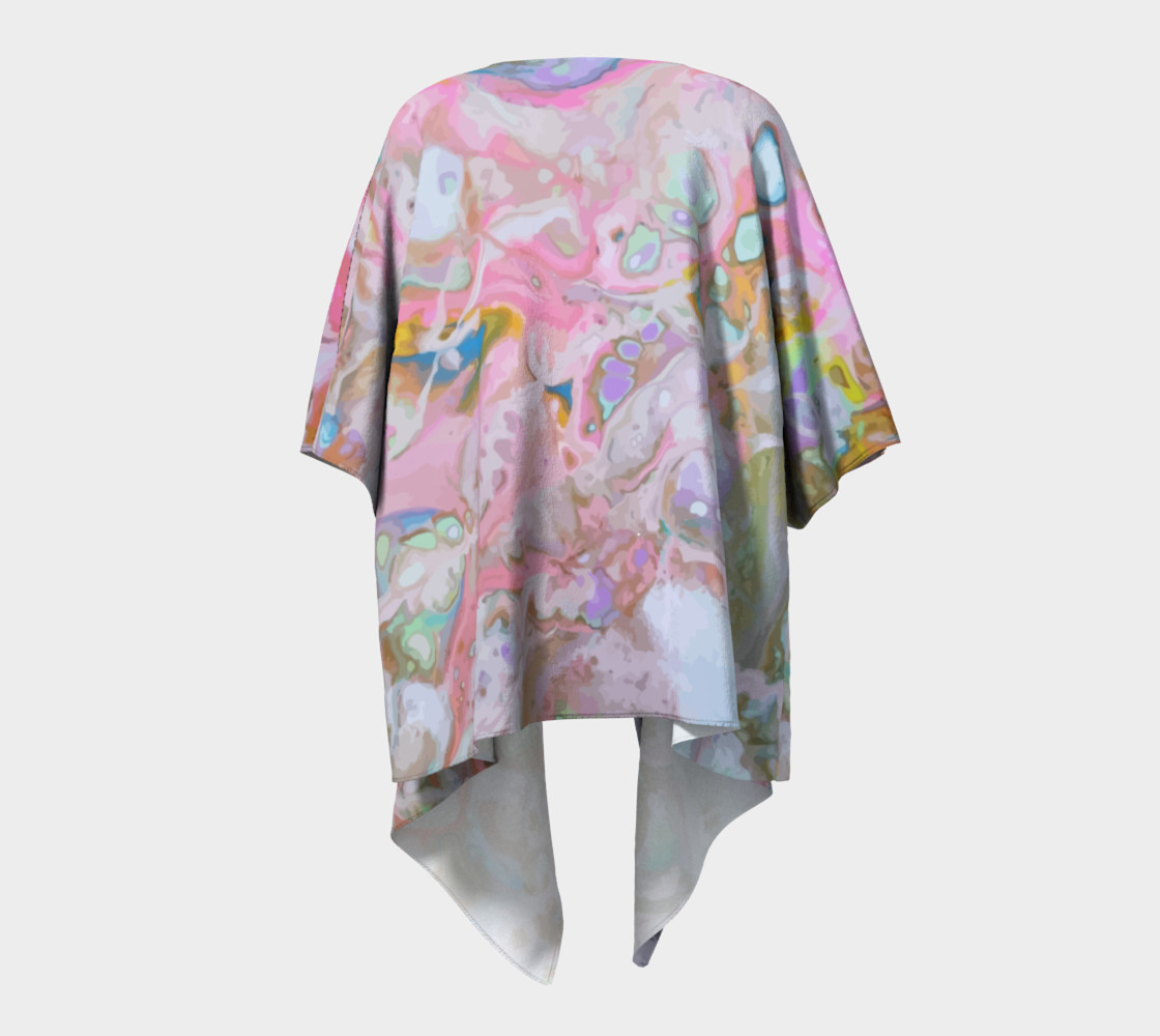 Love Draped Kimono preview #4
