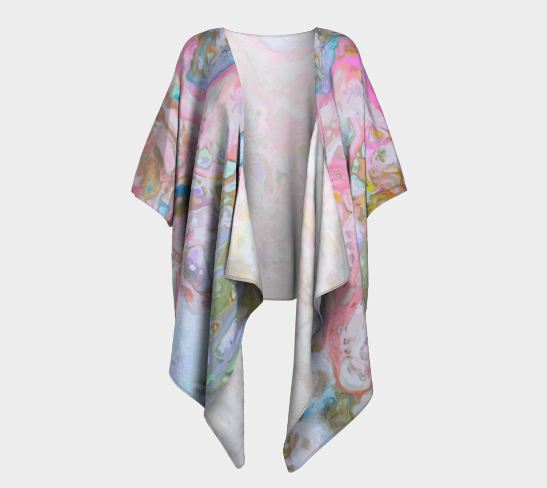 Love Draped Kimono preview #1