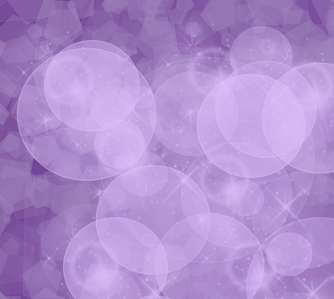 Purple Bubbles Fabric thumbnail #1