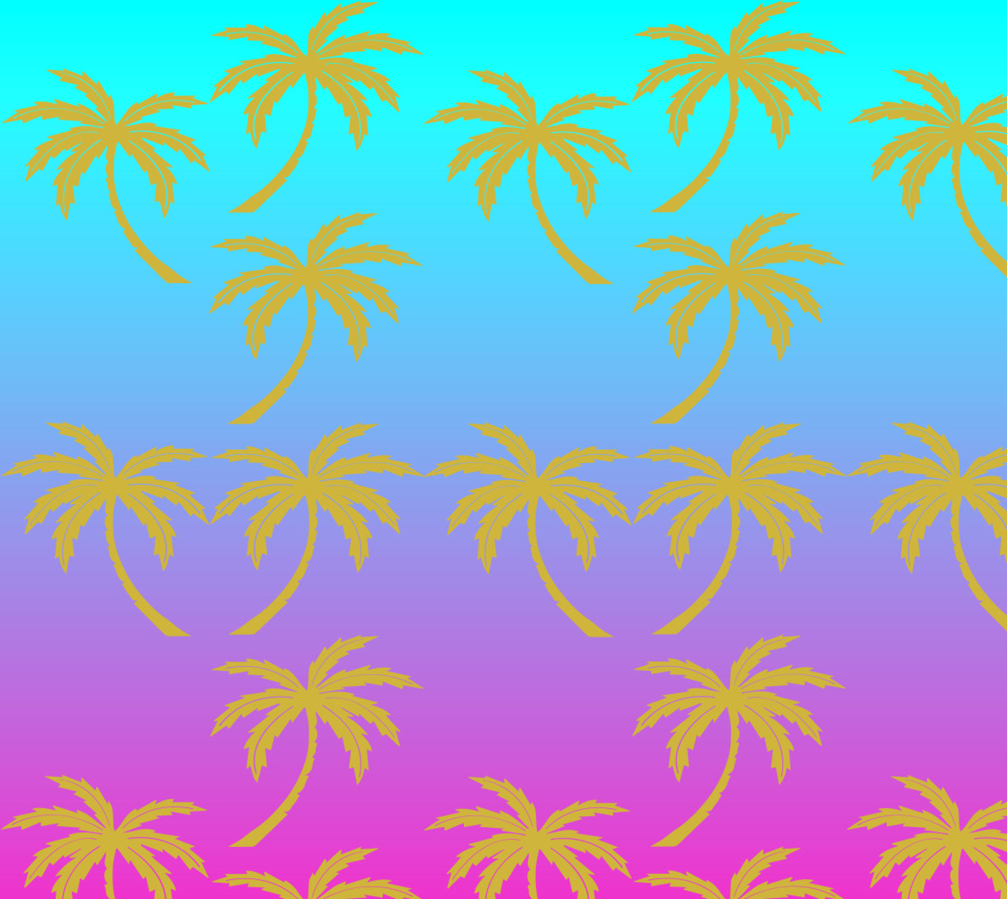 Miami Beach Fabric thumbnail #1