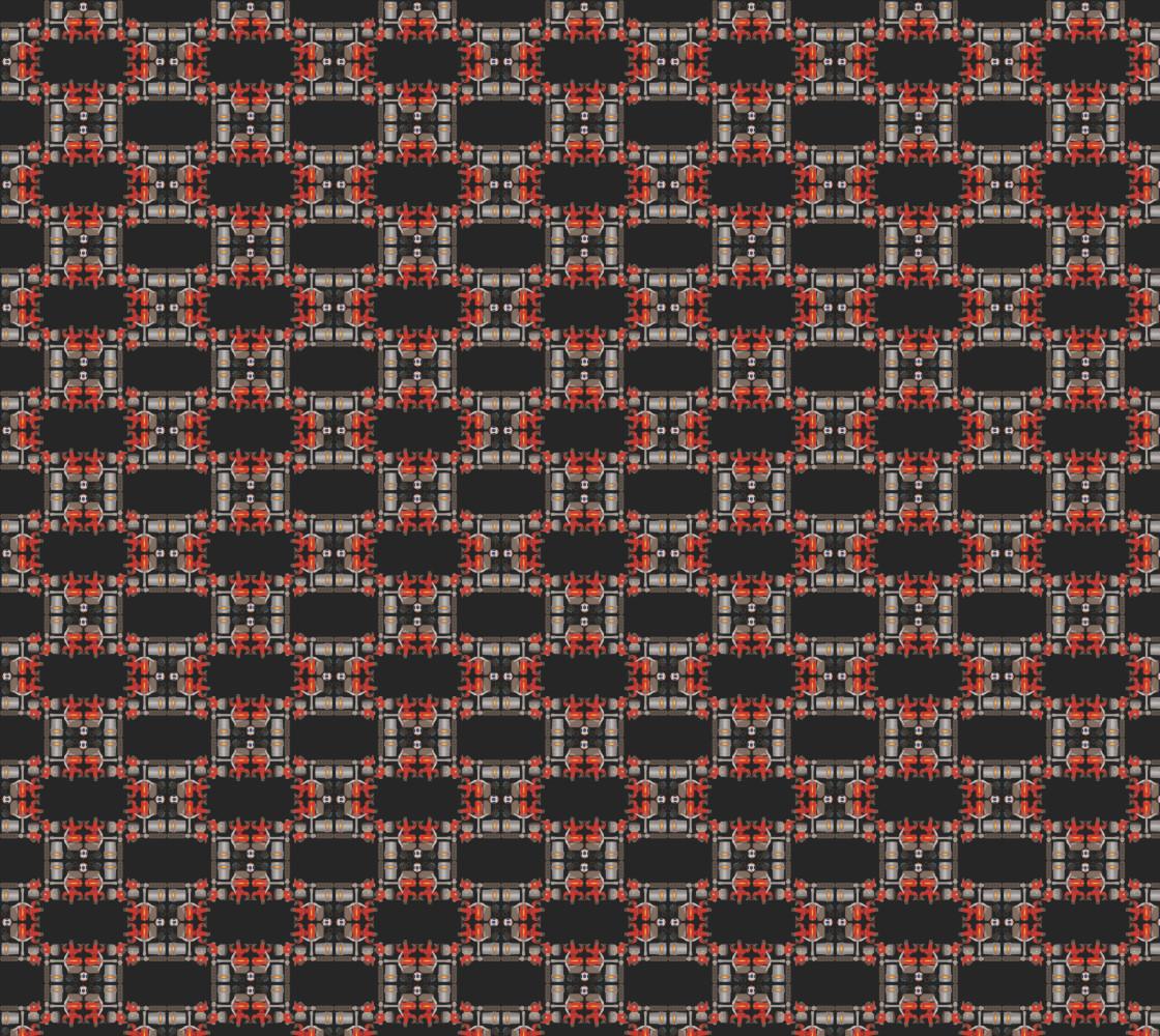 Torbjorn Inspired Pattern Miniature #1