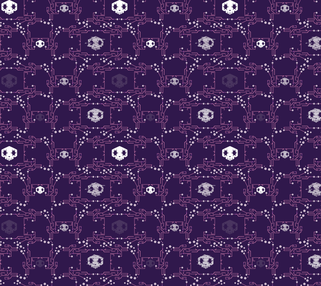 Sombra Inspired Pattern Miniature #1