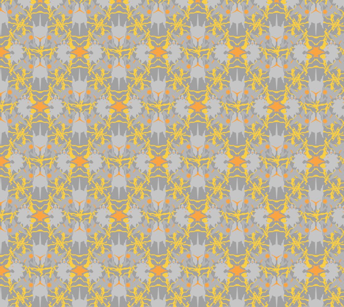 Reinhardt Inspired Pattern Miniature #1