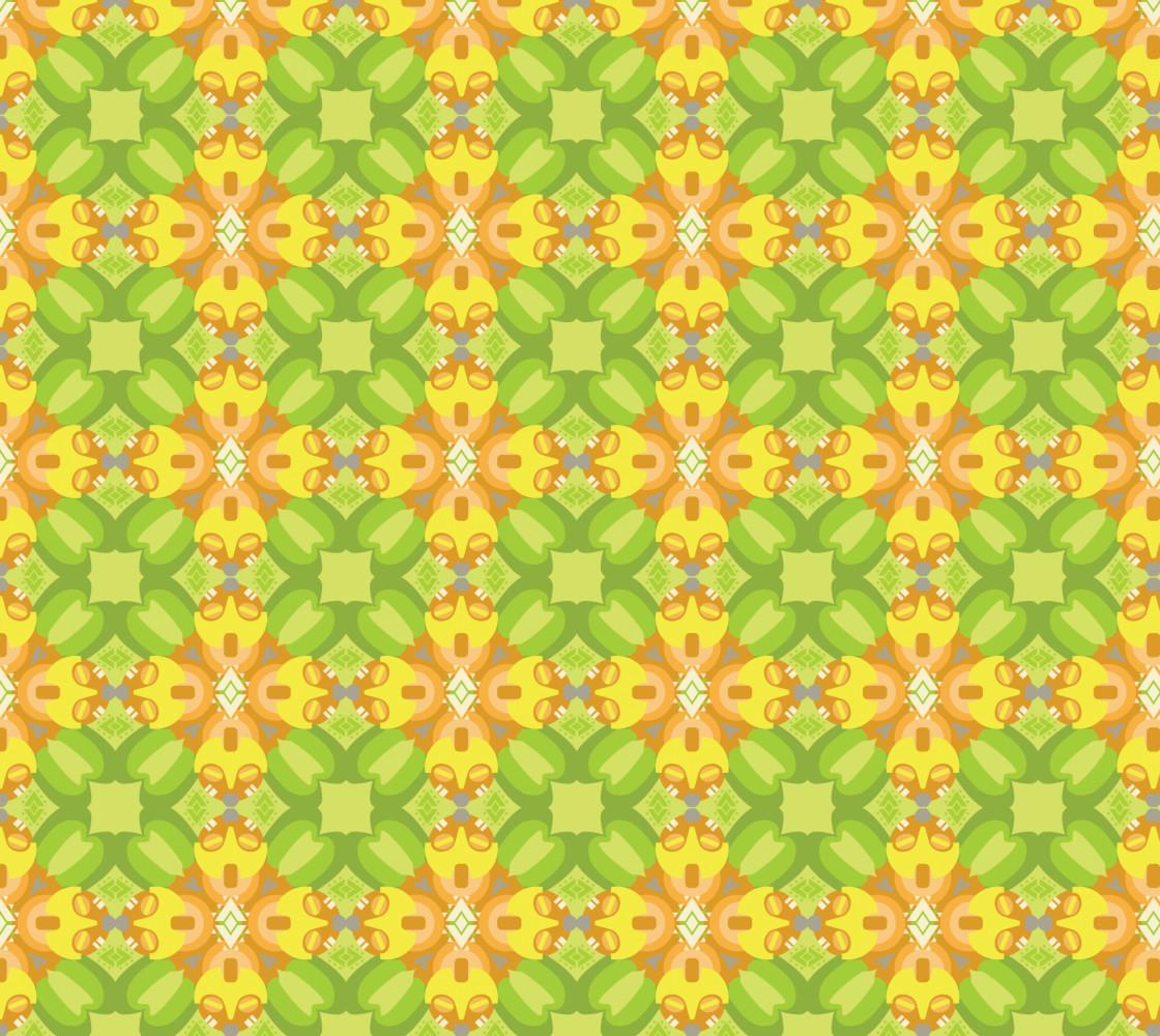 Orisa Inpired Pattern Miniature #1