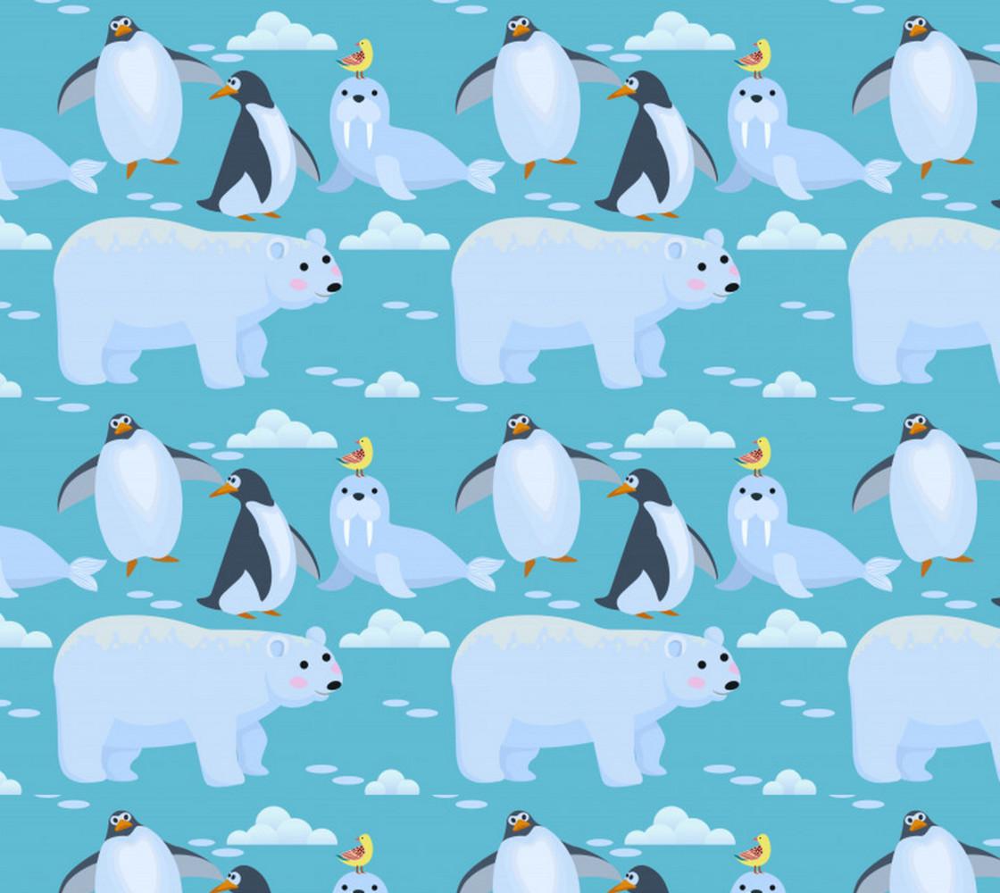 Penguins, Polar Bears and Walrus thumbnail #1
