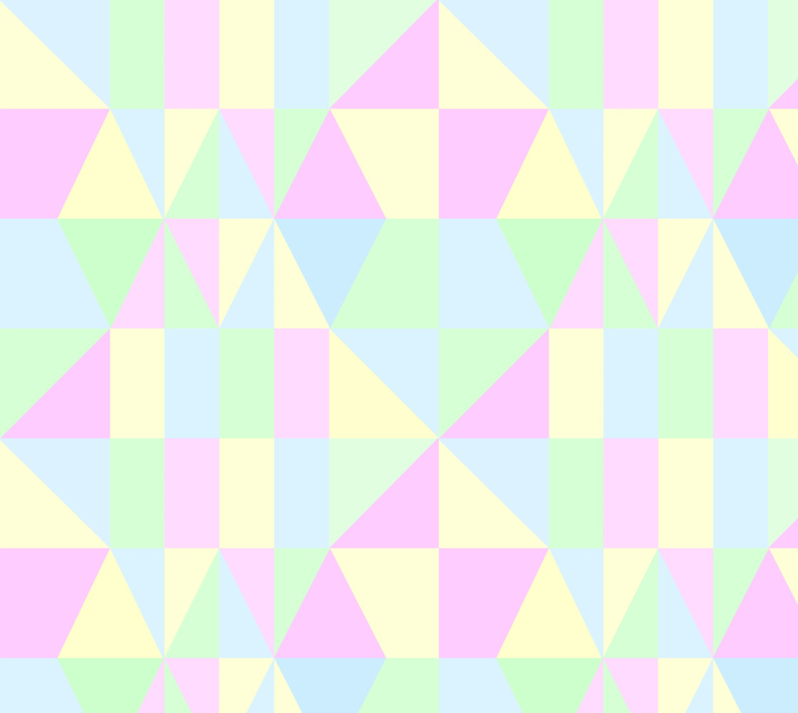 SWEET PIE PASTEL PATTERN Miniature #1