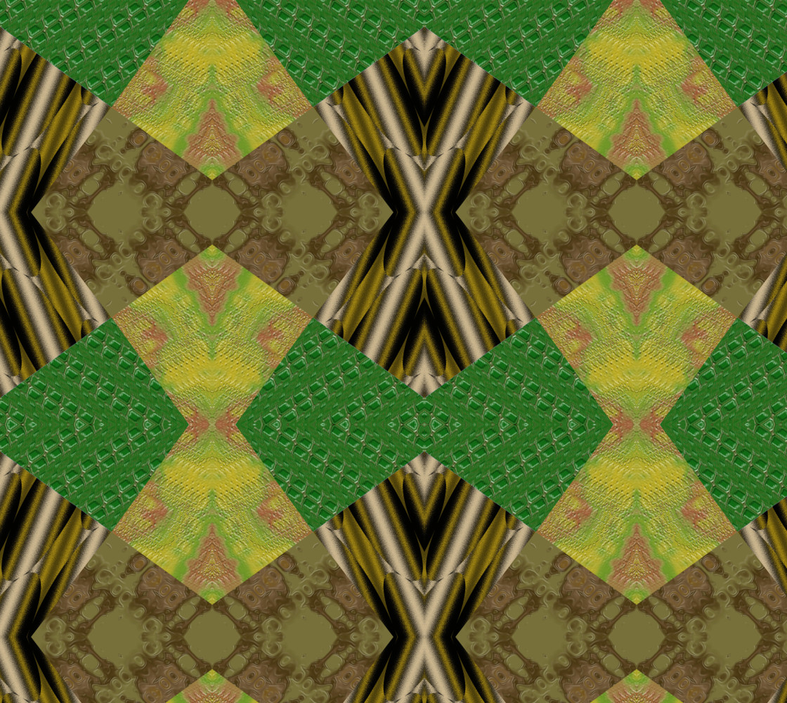 Patched Camouflage thumbnail #1